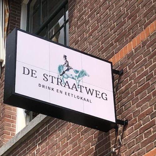 De Straatweg - Home - Uithangbord